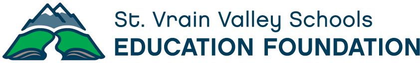 Education Foundation for the St. Vrain Vally Logo